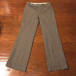 Banana Republic Martin Fit cuffed trouser. 10L